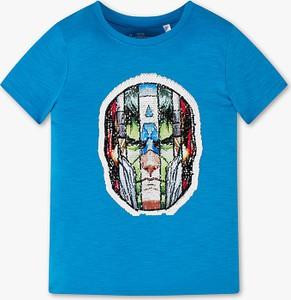 Niebieska koszulka dziecięca Disney® Boys