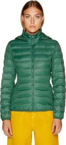Zielona kurtka United Colors Of Benetton w stylu casual krótka