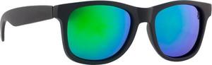 Okulary przeciwsłoneczne Shades M+ Majesty (czarno-zielone)