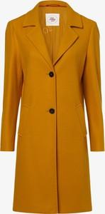 Żółty płaszcz S.Oliver
