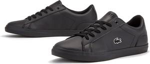 Buty sportowe Lacoste sznurowane