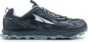 Buty sportowe Altra ze skóry z płaską podeszwą w sportowym stylu