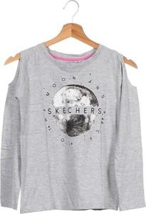 Bluzka dziecięca Skechers dla dziewczynek