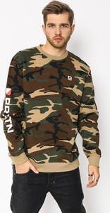 Bluza Brixton w militarnym stylu