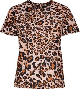 T-shirt Only w street stylu z krótkim rękawem z okrągłym dekoltem