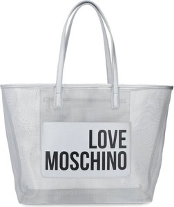 Torebka Love Moschino na ramię duża