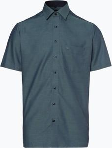 Koszula Olymp Luxor Modern Fit w stylu casual z krótkim rękawem