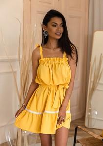 Sukienka Latika na ramiączkach mini