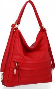 Torebka Bee Bag na ramię w stylu glamour
