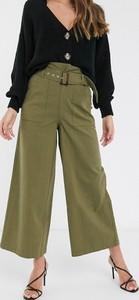 Zielone spodnie Asos