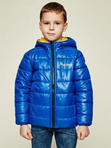 Niebieska kurtka dziecięca Pepe Jeans