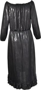 Sukienka Agrafka hiszpanka z długim rękawem