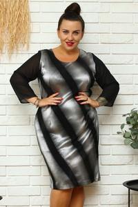 Sukienka KARKO ołówkowa