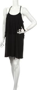 Czarna sukienka Francesca`s