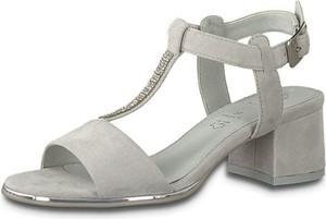 Sandały Webhiddenbrand z klamrami w stylu casual na niskim obcasie