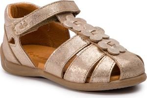 Buty dziecięce letnie Froddo na rzepy