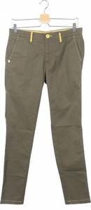 Zielone spodnie Dimattia
