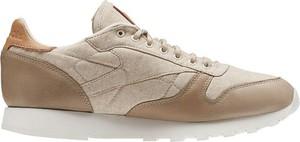 Brązowe buty sportowe Reebok