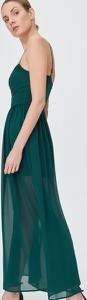 Zielona sukienka Sinsay