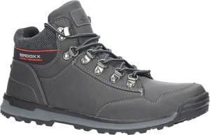 Buty trekkingowe Casu sznurowane
