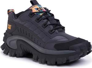 Buty sportowe Caterpillar w sportowym stylu z płaską podeszwą