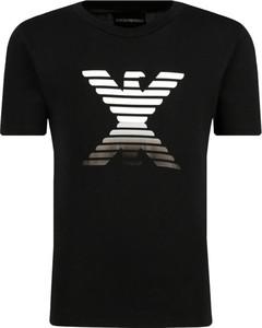 Koszulka dziecięca Emporio Armani