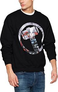 Czarna bluza Marvel