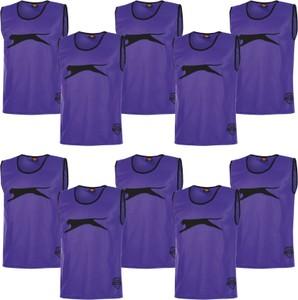 Fioletowa koszulka dziecięca Slazenger