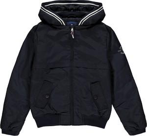 Czarna kurtka dziecięca Tom Tailor dla chłopców