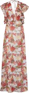 Sukienka Only z szyfonu maxi w stylu casual