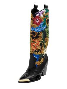 Kozaki Versace Jeans
