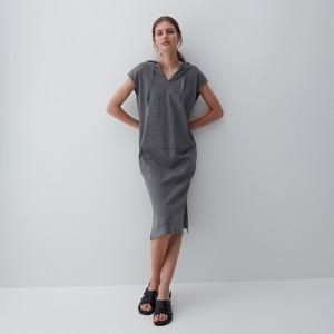 Sukienka Reserved z dekoltem w kształcie litery v z krótkim rękawem