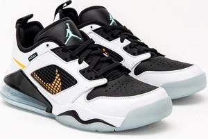 Buty sportowe Nike air max 270 sznurowane ze skóry