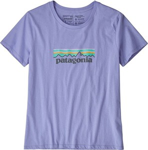Niebieski t-shirt Patagonia