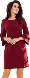 Sukienka Ptakmoda.com z długim rękawem mini