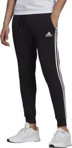 Spodnie sportowe Adidas z bawełny w sportowym stylu