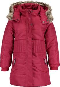Czerwona kurtka dziecięca Blue Seven z tkaniny
