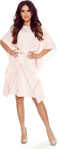 Sukienka NUMOCO mini z krótkim rękawem