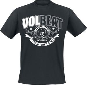 Szary t-shirt