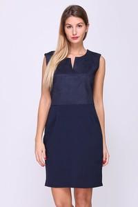 Sukienka Multiples mini z dekoltem w kształcie litery v