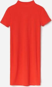 Czerwona sukienka dziewczęca Reserved