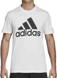 Koszulka dziecięca Adidas z dzianiny z krótkim rękawem