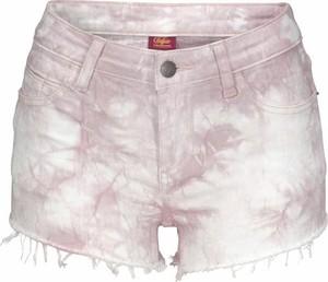 Szorty Buffalo z jeansu
