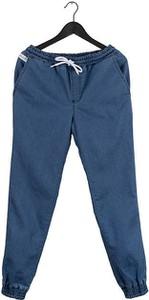 Niebieskie spodnie Elade