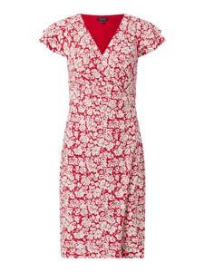 Różowa sukienka Ralph Lauren w stylu casual