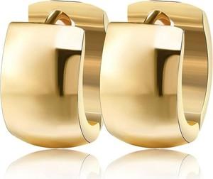 IZMAEL.eu Kolczyki Ring - Złoty