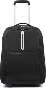 Czarna walizka PIQUADRO