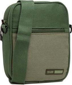 Zielona torba Jack & Jones