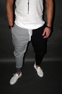 Spodnie Button w młodzieżowym stylu