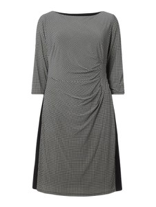 Sukienka Lauren Curve w stylu casual z okrągłym dekoltem mini